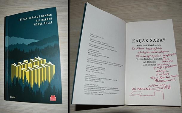 Mimarlardan İmamoğlu'na Kaçak Saray kitabı: Neyi meşrulaştırdığınızı fark etmeniz dileğiyle…