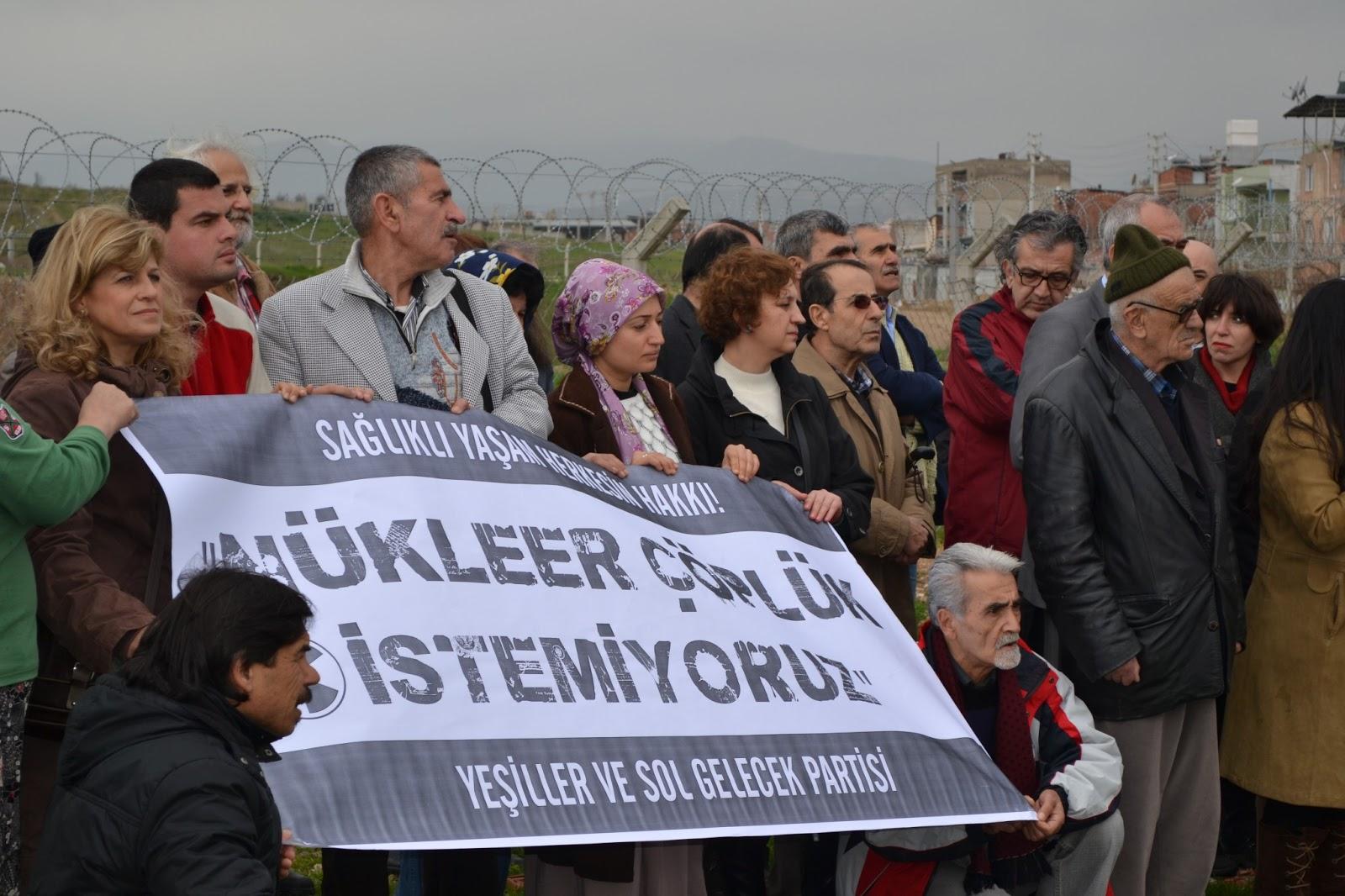 İzmir'in Çernobil'i: Gaziemir! Nükleer atıklar 12 yıldır temizlenemedi!