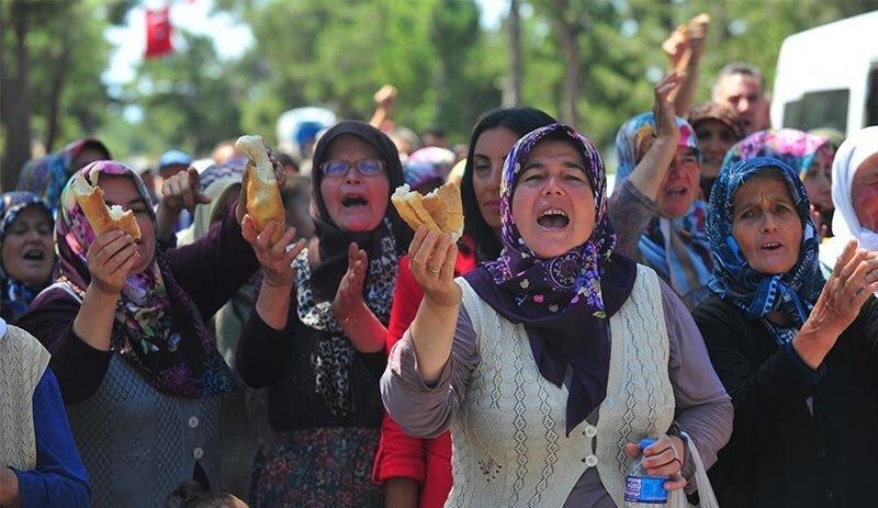 Bursa Karaağız'da köylülerin biyokütle santralına direniş destanı