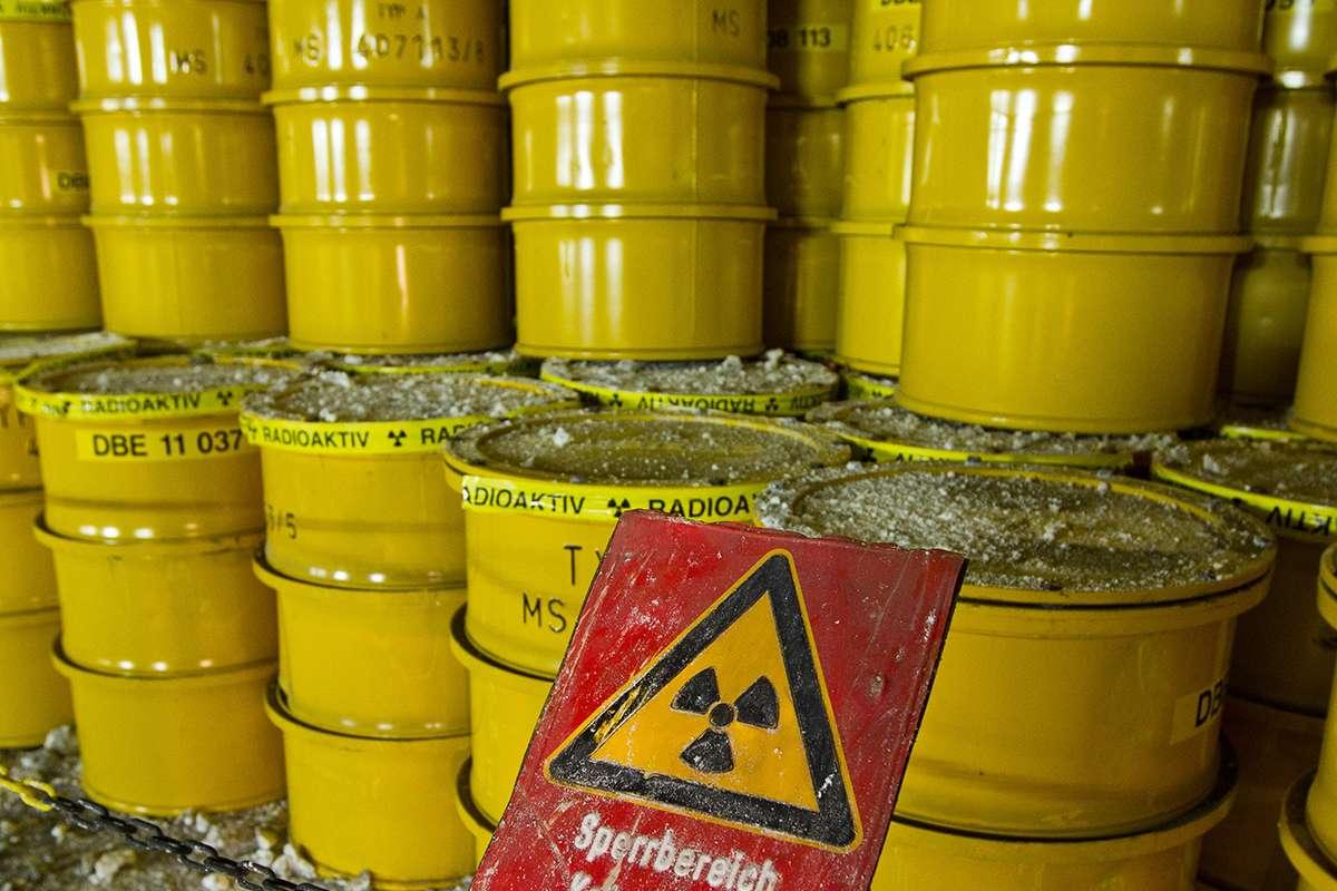 Yoksa başka ülkelerin radyoaktif atıkları Türkiye'ye mi gelecek?