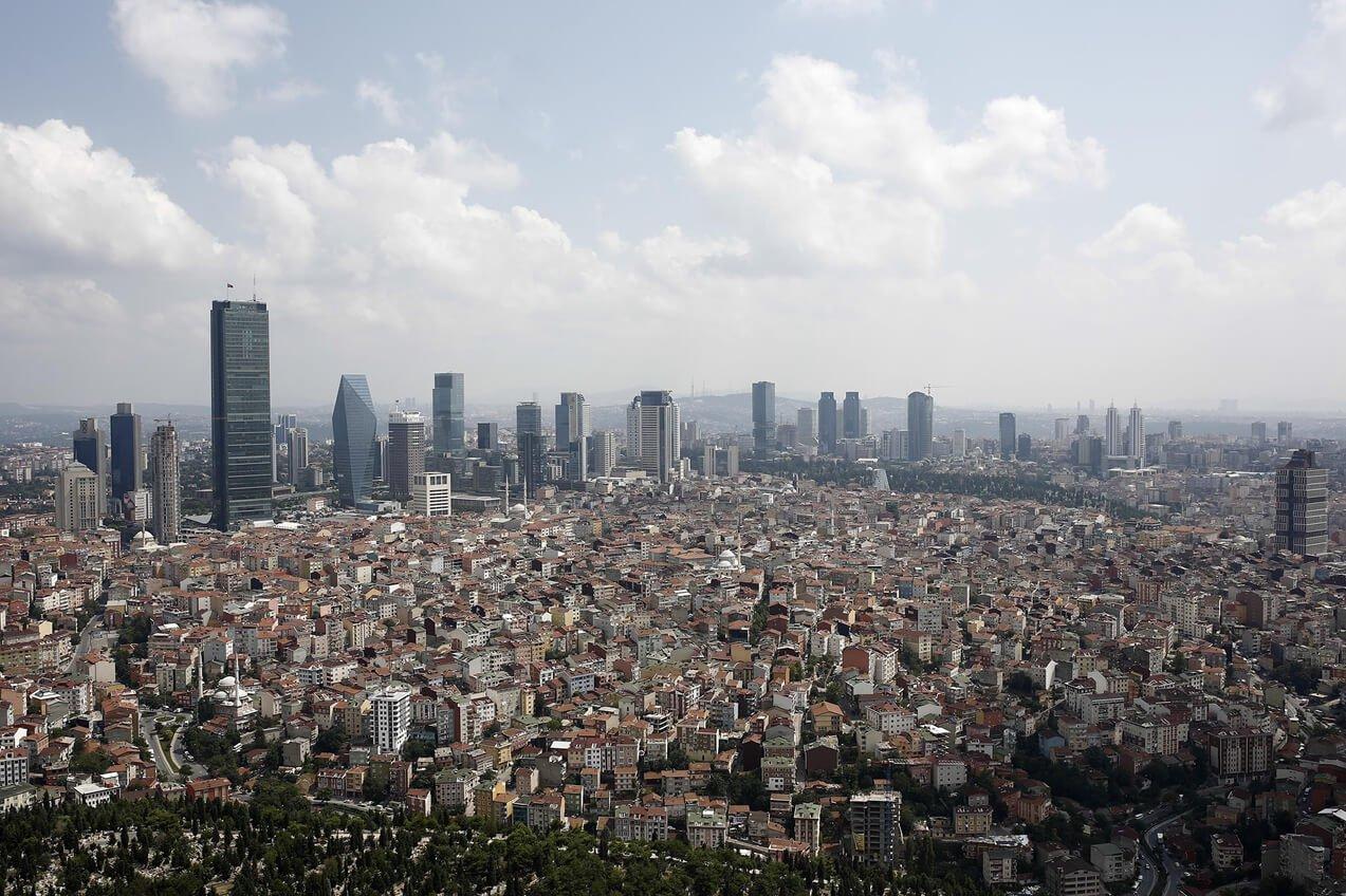 AKP'nin 16 yıllık bilançosu: 2.3 milyar metrekare beton