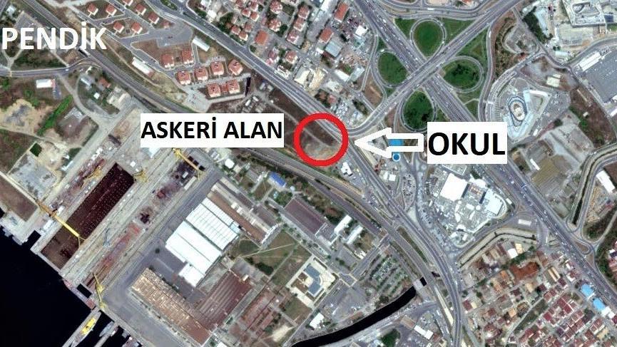 İstanbul'a ihanette son adım: Pendik'te halka ait 7.8 dönümlük askeri alan daha yapılaşmaya açıldı!