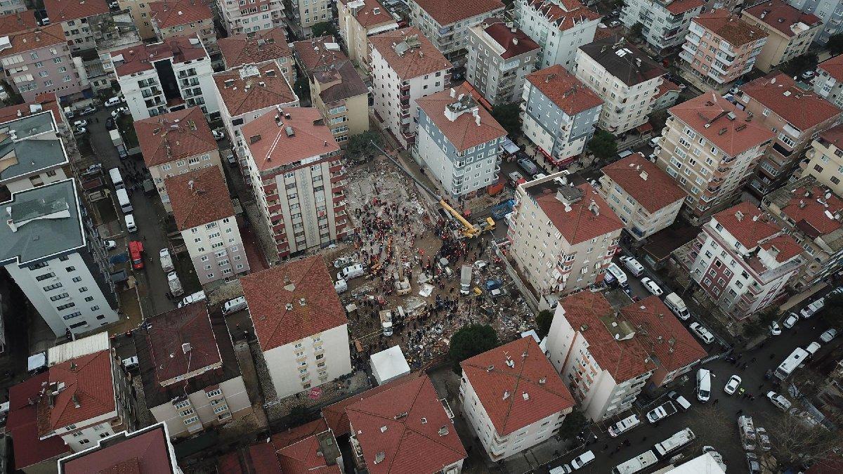 Depremsiz çöküş