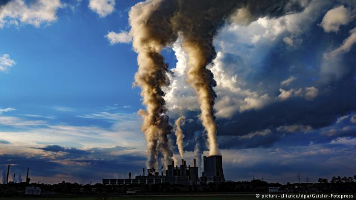 Kapitalizm enerjiye (kâra) doymuyor: karbondioksit emisyonu 2018'de rekor seviyeye yükseldi