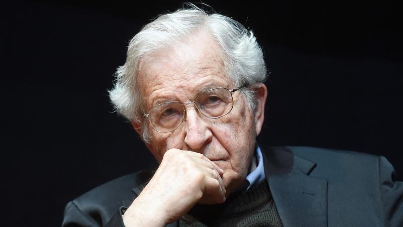 """Noam Chomsky: """"Birkaç nesil sonra, insan hayatta kalamayabilir!"""""""
