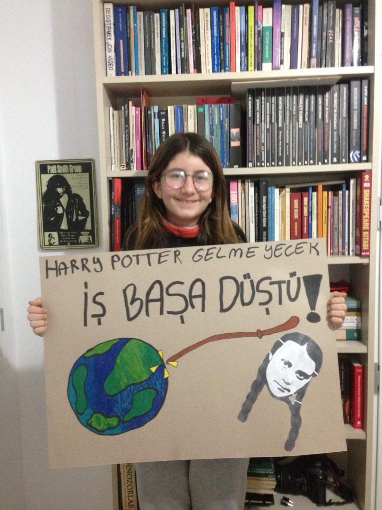 """15 Mart İklim için Okul Grevi: """"Türkiye Paris İklim Anlaşması'nı hemen onaylamalı"""""""