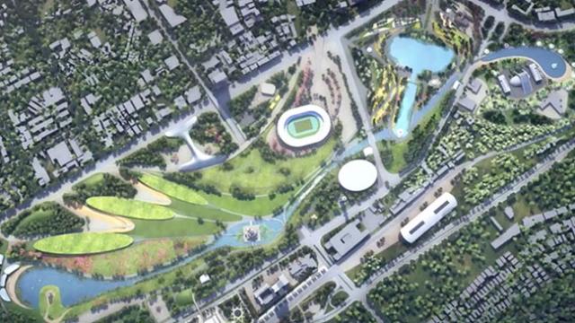 Ankara'ya 'pazarlık'lı Millet Bahçesi