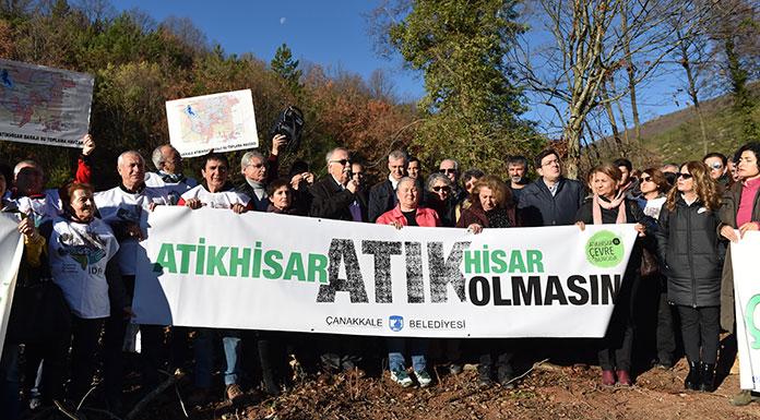 AKP'li aday 'maden durduruldu' dedi, aynı gün bakanlık şirkete izin verdi