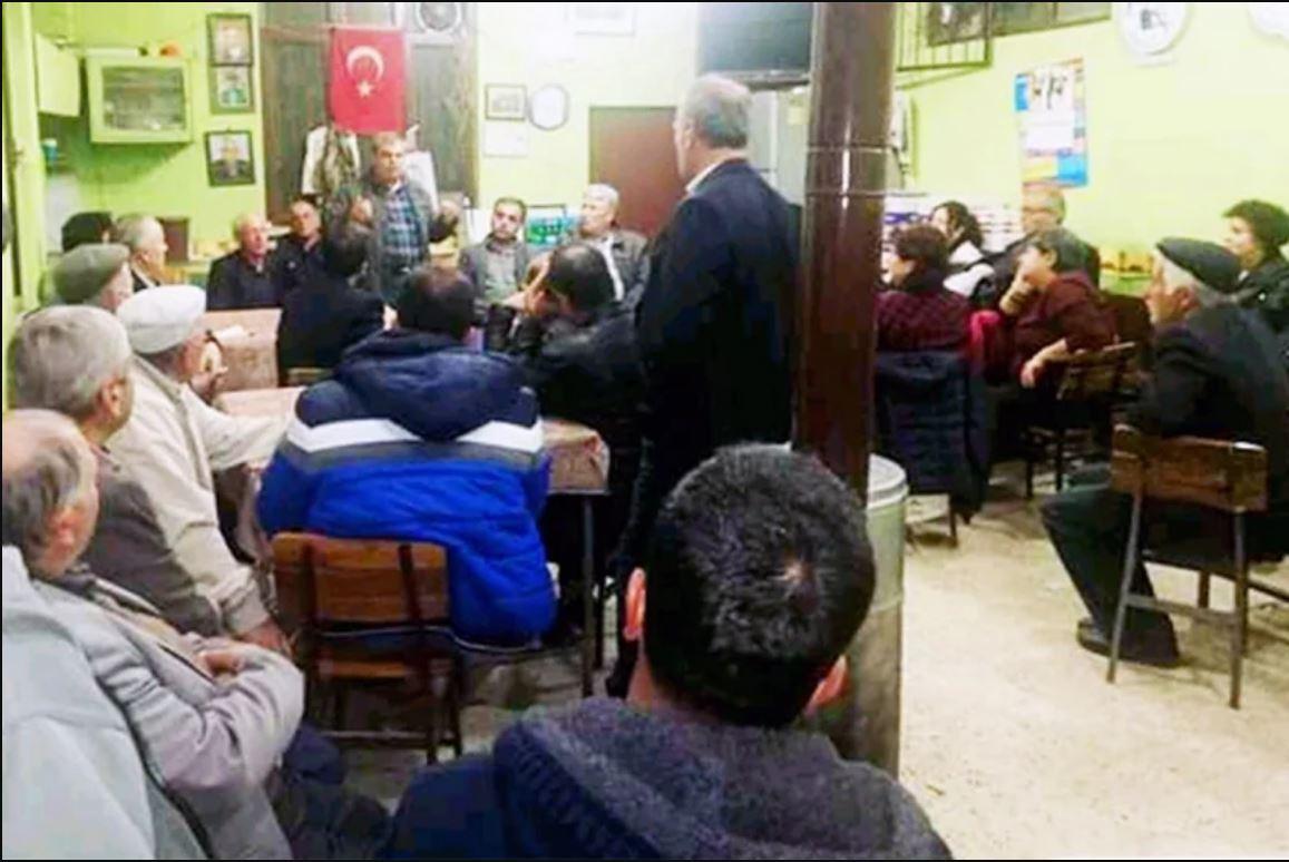 Aydın'da kurulmak istenen kuvars madenine Konuklu köylülerinden tepki