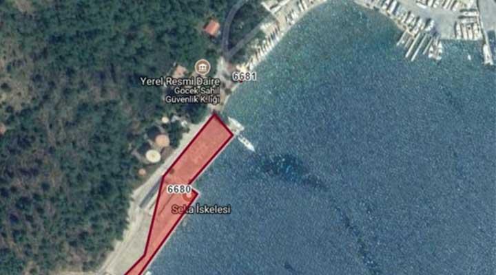 Sümer Holding'in Göcek sahilindeki kıymetli arazileri satılıyor