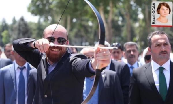 Bilal Erdoğan, Riva'yı 12'den vurdu