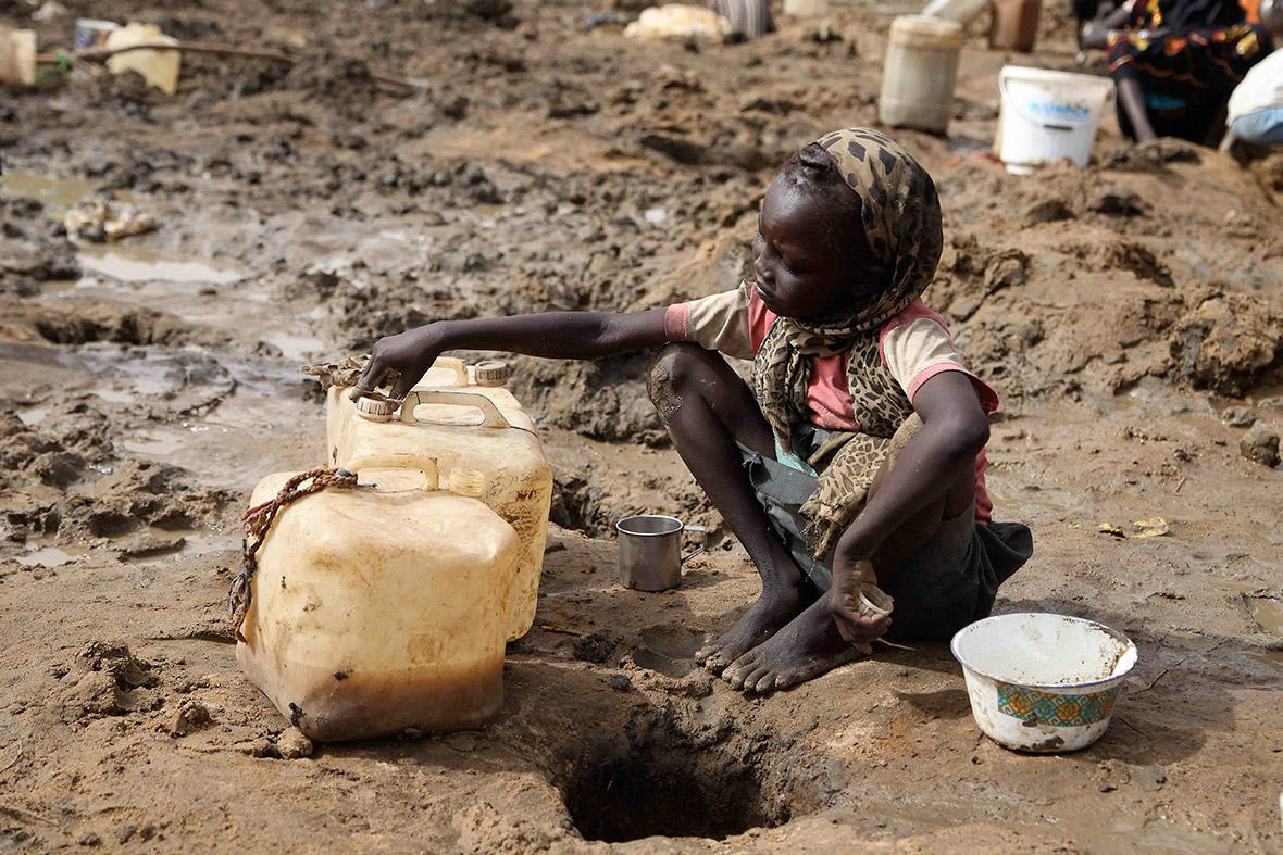 Dünya Su Günü'nde kimseyi geride bırakmamak