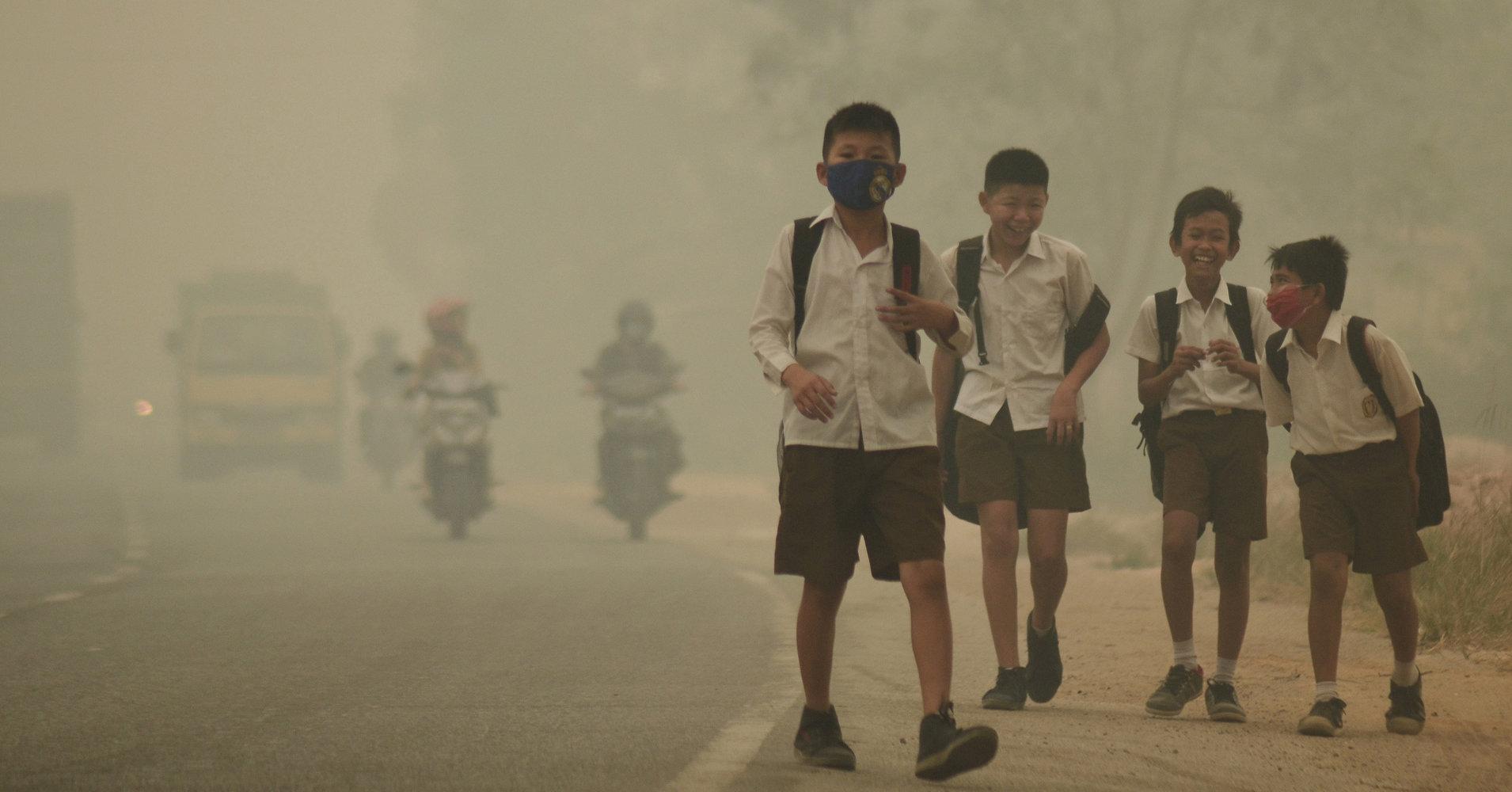 Hava kirliliği çocukların yaşam beklentisini 20 ay kısalttı