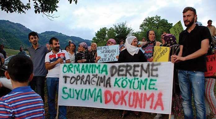 Ardanuç'ta HES'e karşı yıllardır süren hukuk mücadelesi sonuç verdi!