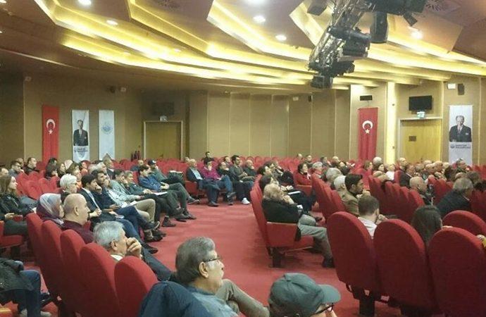 İstanbul ve Kuzey Ormanları Çalıştayı'nda kentin sorunları ve çözümleri anlatıldı