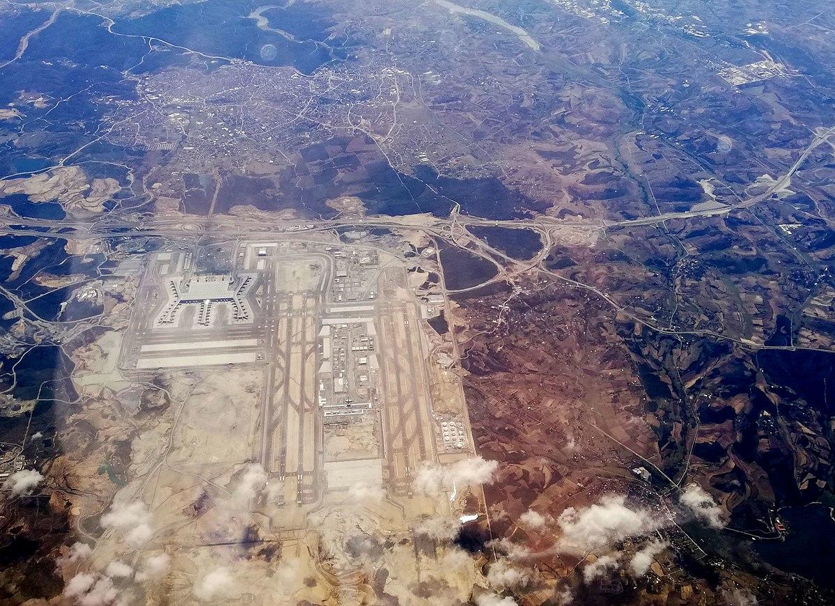 """Yeni Havalimanı'nda kimsenin yazmadıkları… İnişler artık daha """"heyecanlı"""""""