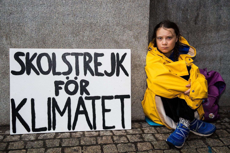Gelecek İçin İklim Grevleri: Bölüm 1