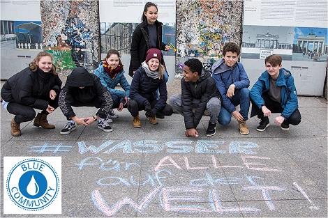 Su kriziyle mücadelede Mavi Topluluklar