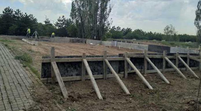 ODTÜ Ormanı'nı tahrip edecek yurt inşaatına başlandı