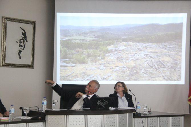 Çanakkale Belediye Başkanı Ülgür Gökhan: Çanakkale'nin doğasını gözden çıkardılar, doğamıza, suyumuza sahip çıkacağız