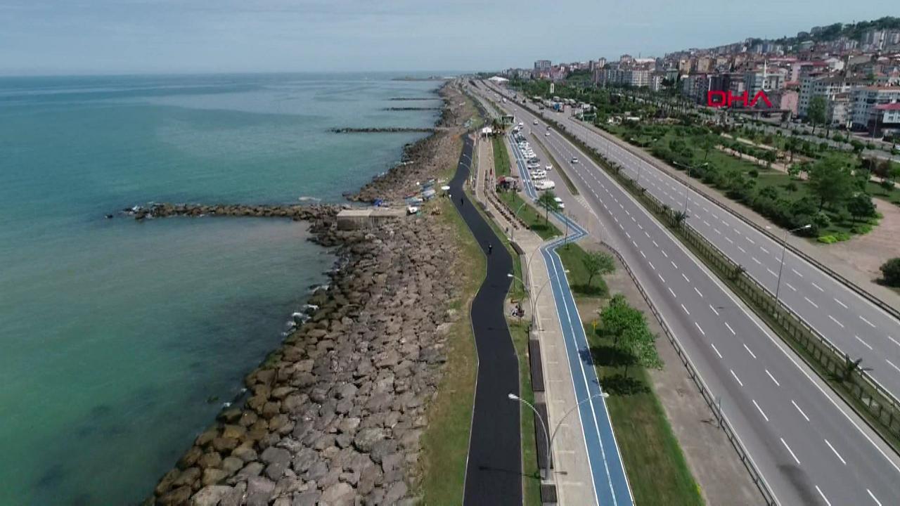 Karadeniz kıyılarında erozyon tehdidi