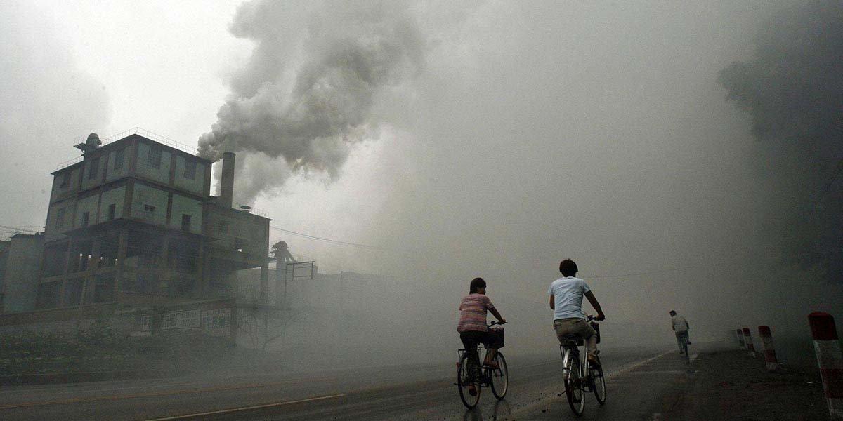 Atmosferde insanlık tarihinin en yoğun karbondioksiti birikti: 415,5 ppm