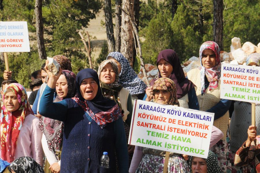 Bursa, Karaağız köylülerinin zaferi: Yargı tesise verilen yapı ruhsatını durdurdu