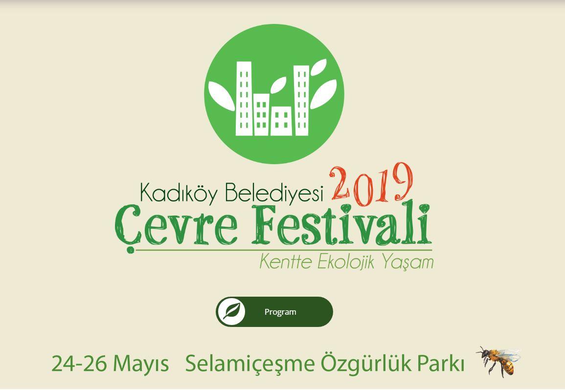 """""""Beton Değil Toprak"""" demek için Kadıköy Çevre Festivalindeyiz"""