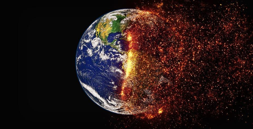 """Guardian artık 'iklim değişikliği' yerine  """"iklim krizi"""" diyecek"""