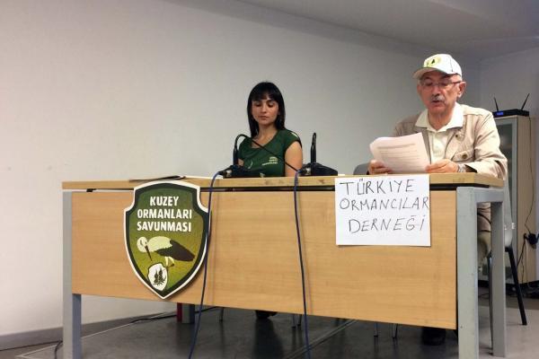 """""""Kuzey Ormanları 'Muhafaza Ormanı' ilan edilerek korumaya alınmalı"""""""