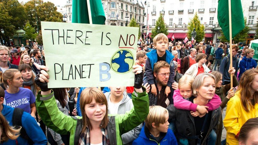 İklim grevcilerinden mektup: G7 Çevre Zirvesi örnek oluştursun