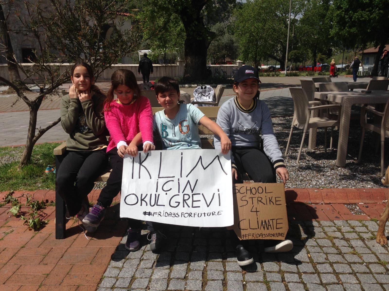 Greta'dan Samra'ya, İsveç'ten Dalyan'a: Pelerinsiz kahraman çocuklar kuşağı
