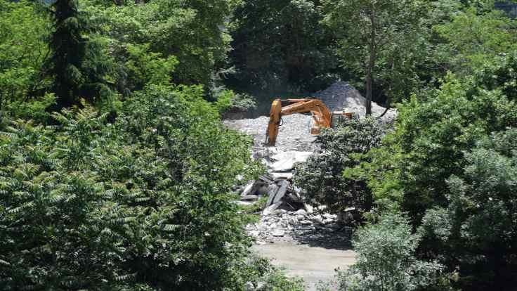 Yıldız Teknik Üniversitesi'nin yurdu yıkıldı: Proje gizli tutuluyor