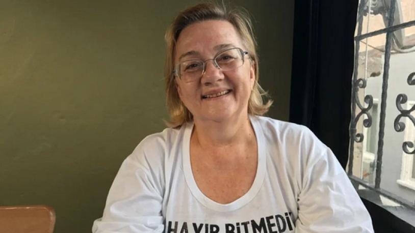 """Gezi Davası'nda Mücella Yapıcı: """"Asıl suç gösteri hakkının polis müdahalesi ile engellenmesidir"""""""