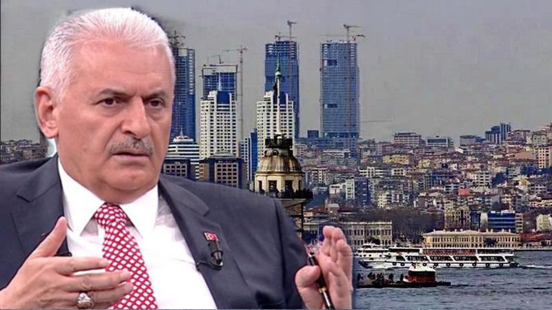 """Soru önergesi verildi: """"Binali Yıldırım'ın Başbakanlığı döneminde, Bakanlık ve İBB marifetiyle, parsel bazında toplam kaç imar plan değişikliği yapıldı?"""""""