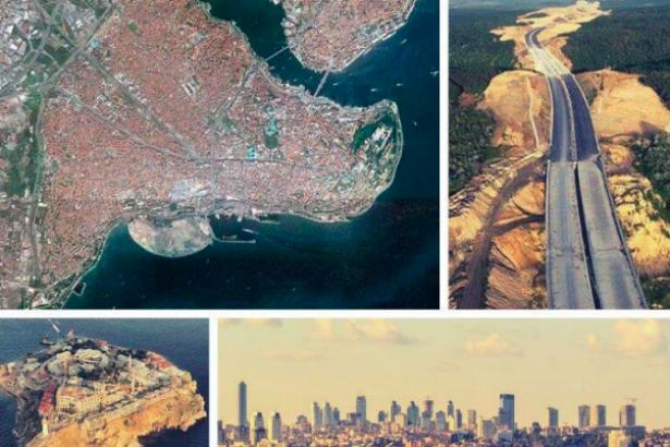 ÇMO 2019 İstanbul Çevre Durum Raporu tahribatı ortaya çıkardı