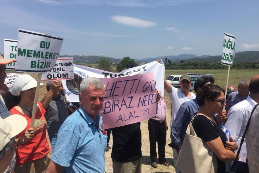 Yatağan'da doğa ve tarihi katledentermik santrale karşı hukuk mücadelesi devam ediyor