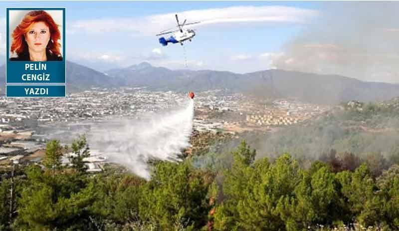 Türkiye ormanı yangın çıkınca hatırlıyor, bir Ağaç Bayramı olduğunu bile bilmiyor