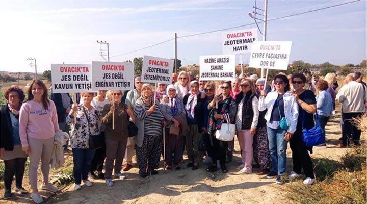 Mahkemeden Çeşme'deki ÇED'siz jeotermal projesine iptal kararı
