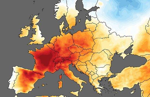 Dünya Şu Ana Kadarki En Sıcak Haziran'ı Yaşadı