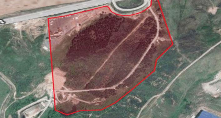 Pendik'te 260 bin metre karelik ormana teknopark!