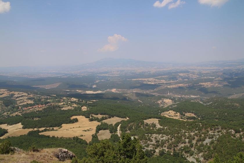 Murat Dağı'na altın madeni için kritik gün 19 Ağustos: Bilirkişi heyeti keşfi ve yaşam savunucularının eylemi var