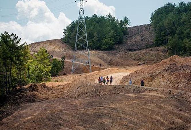 Çanakkale, Kirazlı'daki altın madeninden de AKP çıktı