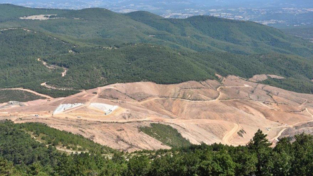 Nurol Holding, Kaz Dağları'ndaki altın madeniyle ilgili riskleri yerli ÇED'de gizledi, Avrupa bankasına verdiği ÇED'de yazdı!