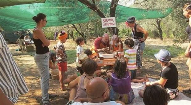 Kazdağları'nda Ekofest başladı: Bu yılın teması 'gıda'