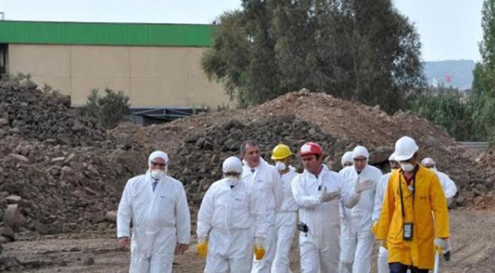 Gaziemir'deki nükleer atık tehlikesi Meclis'e taşındı