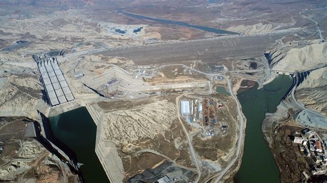 Su tutma aşamasına geçen Ilısu Barajı Göleti milyonlarca canlıyı ve Hasankeyf'i tehdit ediyor!