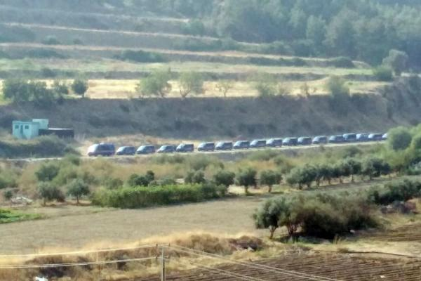 HacıbektaşlılarınJES'e karşı direnişi sürerken, Jandarma JES şirketi alana yerleşsin diye mahalleyi işgal etti