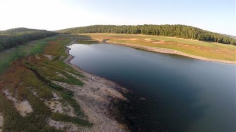 İstanbul'da barajların doluluk oranı yüzde 44'e geriledi, Kandilli kuraklık uyarısı yaptı
