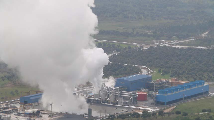 Aydın'da çürük yumurta kokusunun sebebi jeotermallerdir